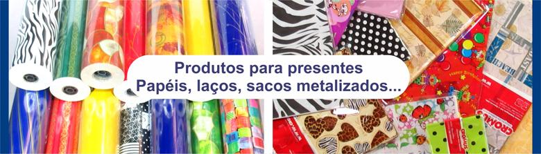 produtos para presente